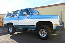 1989 Chevrolet Blazer 4WD for sale 100724506