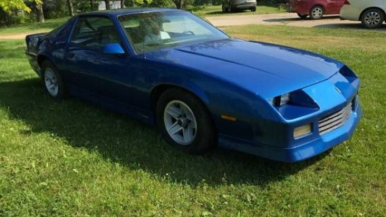 1989 Chevrolet Camaro for sale 100895784