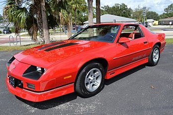 1989 Chevrolet Camaro Coupe for sale 100926344