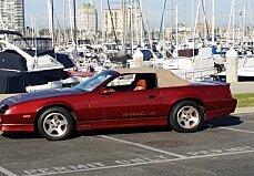 1989 Chevrolet Camaro for sale 100857398