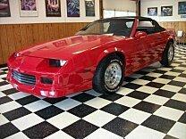 1989 Chevrolet Camaro Convertible for sale 100880315