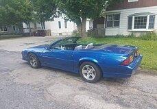 1989 Chevrolet Camaro for sale 100885067