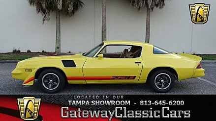 1989 Chevrolet Camaro Classics For Sale Classics On