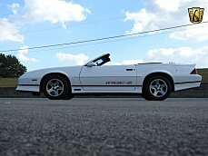 1989 Chevrolet Camaro Convertible for sale 100963535