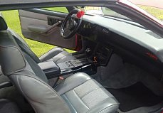 1989 Chevrolet Camaro Convertible for sale 100998330
