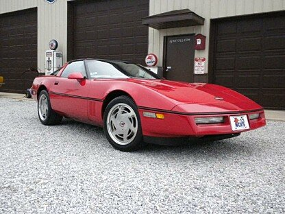 1989 Chevrolet Corvette for sale 100737332