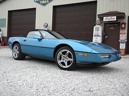 1989 Chevrolet Corvette for sale 100754539