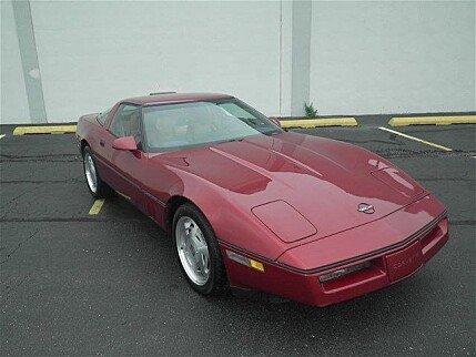 1989 Chevrolet Corvette Coupe for sale 100761145