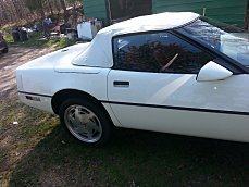 1989 Chevrolet Corvette Convertible for sale 100775514