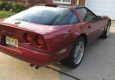1989 Chevrolet Corvette Coupe for sale 100792876