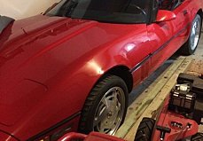 1989 Chevrolet Corvette Convertible for sale 100845083