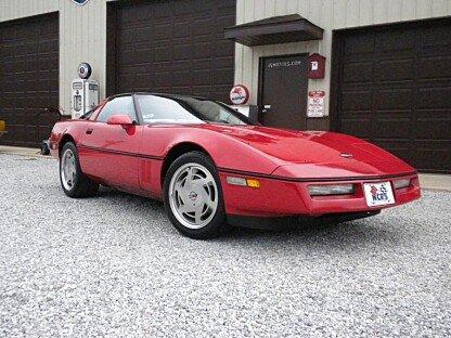 1989 Chevrolet Corvette for sale 100737332