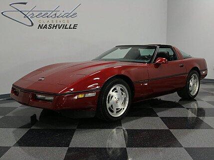 1989 Chevrolet Corvette Coupe for sale 100768661