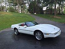 1989 Chevrolet Corvette Convertible for sale 100777688