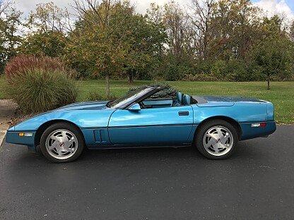 1989 Chevrolet Corvette Convertible for sale 100816166