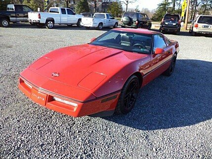 1989 Chevrolet Corvette Coupe for sale 100870156