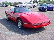 1989 Chevrolet Corvette Coupe for sale 100880928