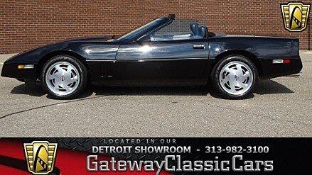 1989 Chevrolet Corvette Convertible for sale 100898385