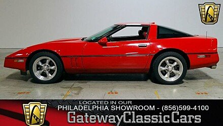 1989 Chevrolet Corvette Coupe for sale 100932945