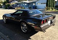 1989 Chevrolet Corvette Convertible for sale 100978618