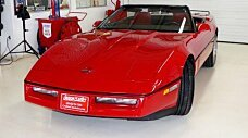 1989 Chevrolet Corvette Convertible for sale 100999354