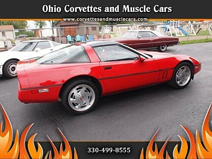 1989 Chevrolet Corvette Coupe for sale 101000365