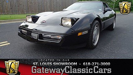 1989 Chevrolet Corvette Coupe for sale 101019572