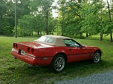 1989 Chevrolet Corvette Convertible for sale 101023422