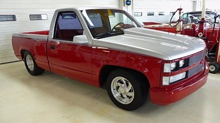 1989 Chevrolet Silverado and other C/K1500 2WD Regular Cab for sale 100895536