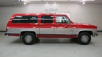 1989 Chevrolet Suburban 2WD 2500 for sale 100747913