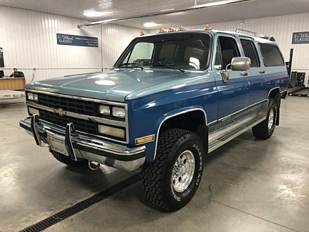 1989 Chevrolet Suburban 4WD 2500 for sale 100979389