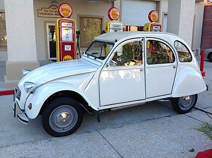 1989 Citroen 2CV for sale 100943573