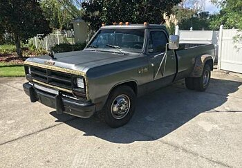1989 Dodge D/W Truck for sale 100834956