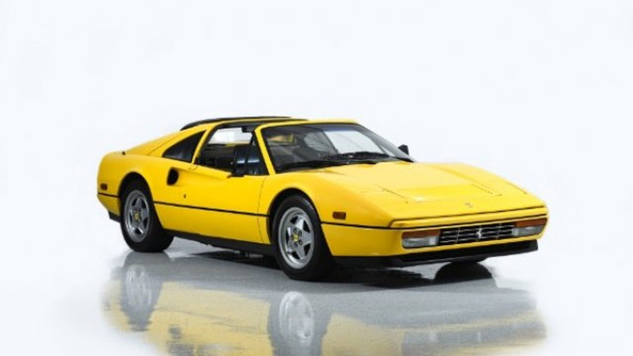 1989 Ferrari 328 GTS for sale 100842376