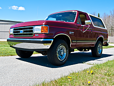 1989 Ford Bronco for sale 100774521