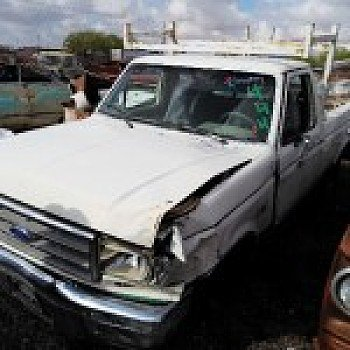 1989 Ford F150 2WD Regular Cab for sale 100740855