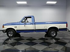1989 Ford F150 2WD Regular Cab for sale 100892968