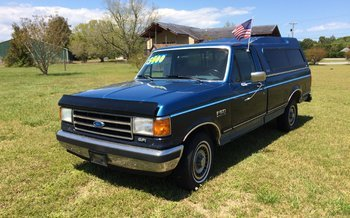 1989 Ford F150 2WD Regular Cab for sale 100982216
