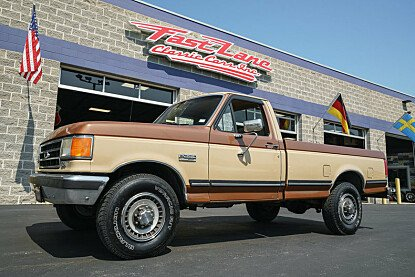 1989 Ford F250 2WD Regular Cab for sale 100770629