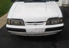 1989 Ford Mustang LX V8 Convertible for sale 100905847