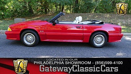 1989 Ford Mustang GT Convertible for sale 100920295