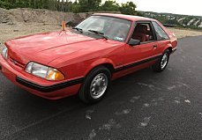 1989 Ford Mustang LX V8 Hatchback for sale 100924416