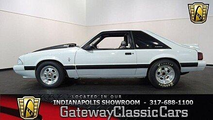 1989 Ford Mustang LX V8 Hatchback for sale 100930843