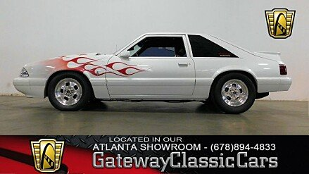 1989 Ford Mustang LX Hatchback for sale 100951344