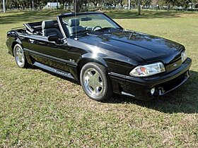 1989 Ford Mustang GT Convertible for sale 100961394
