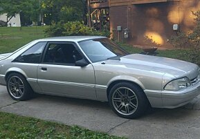 1989 Ford Mustang LX V8 Hatchback for sale 100984489
