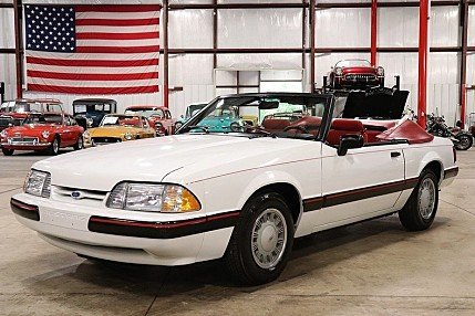 1989 Ford Mustang LX Convertible for sale 101002444