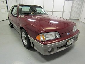 1989 Ford Mustang GT Hatchback for sale 101012954