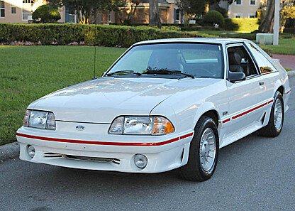 1989 Ford Mustang GT Hatchback for sale 101048738