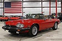 1989 Jaguar XJS V12 Convertible for sale 100735325